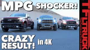2019 Ford Raptor Vs Chevy Silverado Trailboss Vs Ram Rebel: Road ...