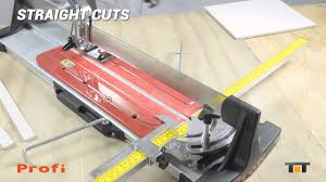 Superior Tile Cutter Wheel by Profi 60 Manual Tile Cutter Youtube