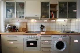 ikea küche metod enhet inkl elektrogeräte massivholz alutür