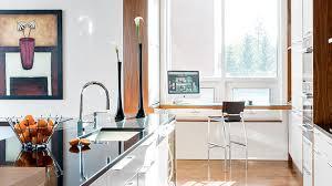 dans bureau coin bureau dans la cuisine 10 astuces les idées de ma maison