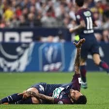 Fora Da Copa Do Mundo Daniel Alves Para Por Seis Meses