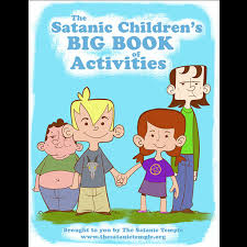 The Satanic Childrens Big Book Of Activities