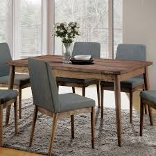 Furniture Of America Reynorth Mid Century Modern Dining Table - Brown Benny Linden Mid Century Danish Teak Ding Table Party Modrest Oritz Midcentury Modern Walnut Baxton Studio Wyatt Wood Crowne Chair Contemporary Transitional Armchairs Club Chairs Dering Hall Design Attractor In Minimalist Nordic Apartment Saarinen Tulip Oval Designer Fniture Heals Fredericia The Spanish Chair Cognac Leather 120 Budget Picks For An Affordable But Stylish Midcentury Featured Rooms Inspiration Top 10 Upholstered Set Of 4 Teak Ding Chairs 1960s Design Market