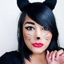 Full Size Of Coloring Pageattractive Cat Face Paint Easy Crazy Costumes Kid Page
