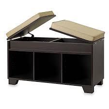 Bed Bath And Beyond Decorative Wall Shelves by Shelving U0026 Storage Units Fabric Basket Craft Storage Rack