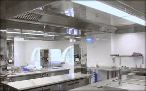kitchen ventilation canopy uv air filtration canopies