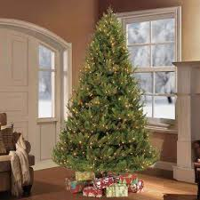 Charlie Brown Christmas Tree Home Depot by Pre Lit Artificial Christmas Trees Christmas Trees The Home