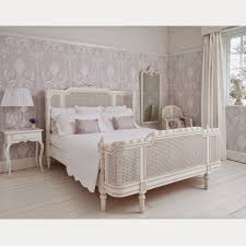 Sleepys King Headboards by Provencal Lit Lit White Rattan Bed King French Bed Rattan And