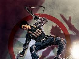 Bucky Barnes Winter Soldier Wallpaper Containing Anime Called