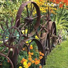 Garden Bed Edging Ideas Woohome 1