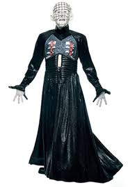 Animatronic Halloween Props Uk by Deluxe Life Size Hellraiser Pinhead Prop Mad About Horror Deluxe
