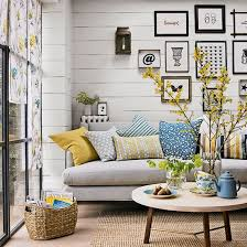 Grey Yellow And Turquoise Living Room by Best 25 Yellow Room Decor Ideas On Pinterest Room Color Ideas