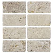 3x6 travertine tile tile the home depot