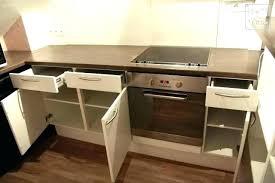 element bas de cuisine pas cher meubles bas de cuisine fixation meuble bas cuisine element de
