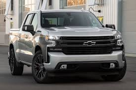 100 Chevy Silverado Truck Parts RST Street Concept Brings Stance SEMA 2018 GM Authority