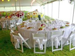 Outdoor Wedding Chairs White Garden Chair Decorations
