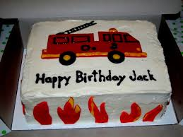 100 Fire Truck Birthday Cake Pictures Jack S Truck Central Com