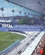 Total Sportscasting Performance Production and Career