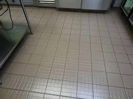 Poured Epoxy Flooring Kitchen by Backsplash Best Flooring For Commercial Kitchen Commercial