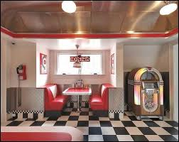 Popular American Diner Style Kitchen 50 60s Theme Layout Reference Pinterest Diners And