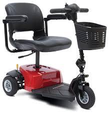 AmeriGlide Traveler Travel Scooter