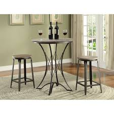 Wayfair Formal Dining Room Sets by Swirl Round Glass Dining Room Table And 4 Chairs Set Starrkingschool
