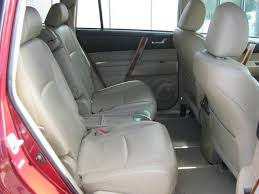 2008 Toyota Highlander Captains Chairs by 2008 Toyota Highlander Limited Awd 4dr Suv In Orem Ut Berge Auto