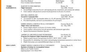 Commerce Teacher Resume Examples New 9 Pilot Resumes Mla Cover Page Job Airline For