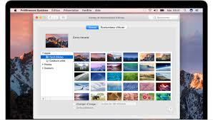 fond d 馗ran bureau modifier le fond d écran de votre mac assistance apple