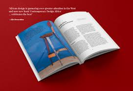 100 Contemporary Design Magazine Africa Tapiwa Matsinde Author Publisher