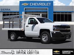 100 Regular Cab Truck New 2018 Chevrolet Silverado 1500 Stake Bed For Sale In Monrovia CA