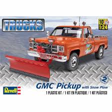 Plastic Model Kit, GMC Pickup With Snow Plow, 1:24 - Walmart.com 1946 Gmc Pickup Truck 9 87 Chevy Truck Airride Chevrolet And Pickup Trucks Are Liberty Classics Speccast 1960 Car Quest Bank 5th 1968 Custom Youtube Amazoncom Sierra Denali 124 Friction Series All Of 7387 Chevy Special Edition Trucks Part I 1950 1 Ton Jim Carter Parts 1969 To 1971 For Sale On Classiccarscom Seven Cool Things Know 1939 Sale 20261 Hemmings Motor News Detroit Auto Show Debuts New 2015 Canyon Midsize Latimes Simi Valley Ca