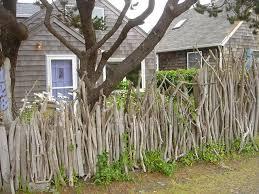 Cute For A Fairy Garden Driftwood Fence