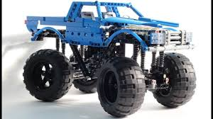 LEGO Technic Bigfoot Monster Truck - YouTube Lego Technic 42005 Monster Truck Ebay Lego End 1252016 415 Pm 6x6 Remote Control All Terrain Tow 42070 Toys Review Rebrickable Build With Itructions 8262 Quadbike Amazoncouk Games Bigfoot 1 Rc Moc With 2 In Retired New In Box 329 Technic Set 5800 Pclick Uk Off Roader 82971