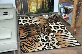 animal print rugs – ride