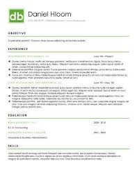 Modern Resume Templates 64 Examples