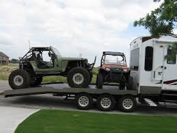 toy haulers are built not bought at least this one was