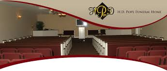 H D Pope Funeral Home