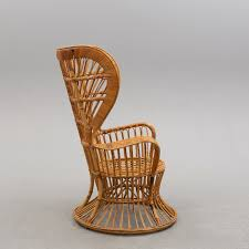 A Rattan Chair By Gio Ponti & Lio Carminati, Italy, Second Half Of ... Italian 1940s Wicker Lounge Chair Att To Casa E Giardino Kay High Rocking By Gloster Fniture Stylepark Natural Rattan Rocking Chair Vintage Style Amazoncouk Kitchen Best Way For Your Relaxing Using Wicker Sf180515i1roh Noordwolde Bent Rattan Design Sold Mid Century Modern Franco Albini Klara With Cane Back Hivemoderncom Yamakawa Bamboo 1960s 86256 In Bamboo And Design Market Laze Outdoor Roda
