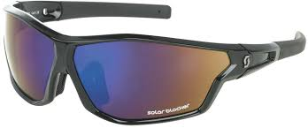 Bench Stockists by Scott Casual Octave Ladies White Green Sunglasses Scott Mendelson