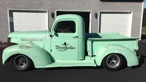100 42 Chevy Truck 19 Don Julio 13 YouTube