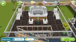 100 Truck Games 365 Architect Home 7 Apt 4 4th Floor The Roofjacuzzi Area Sims