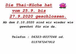 thai küche home venningen menu prices restaurant