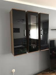 wohnwand modern schrank wohnzimmer fernseherschrank