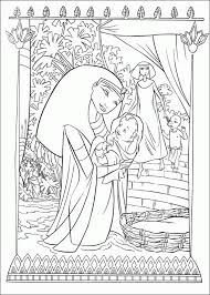 The Prince Of Egypt Adult Coloring