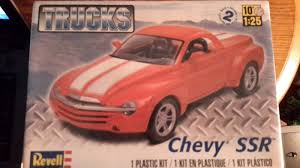 Revell Chevy SSR Car Plastic Model Kit Scale 1/25 | EBay Chevy Chevrolet Ssr Truck Rare 164 Limited Colctible Diecast Find Out Why The Chevy Was Epitome Of Quirkiness 2004 Chevrolet Gaa Classic Cars Amazoncom 1 Badd Ride 2005 Green Truck Series 2 Unloved By The Masses Retro Sport Truck Is A Hot Indy 500 Pace Vehicle 2003 Pictures Information For Sale Classiccarscom Cc1160766 Ssr Trucks Series Revell 125 Scale Plastic Model Used Of 54 510 Km At 32 Kehl Germany Oct 18 2016 Parked In City Center
