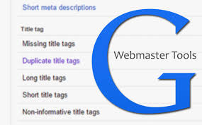 Webmaster by How To Fix Html Improvements Duplicate Title Tags In Webmaster Tool