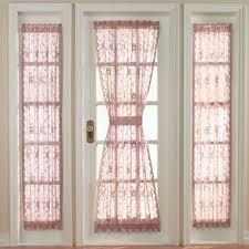 Window Curtains Walmart Canada by Compact Sheer Curtains Door Sidelight Panel U2013 Muarju