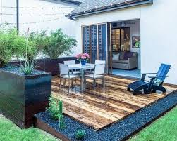 Awesome Wooden Pallet Deck Floor Ideas