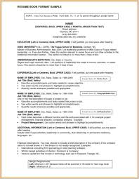 Resume Title Examples 12525 6 Cv Example